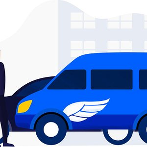 SuperShuttle Express for business Ground transportation solutions for every travel need. Inquire to learn more about discounted group rates, corporate direct bill accounts, meet and greet airport service, and 24/7 customer service.