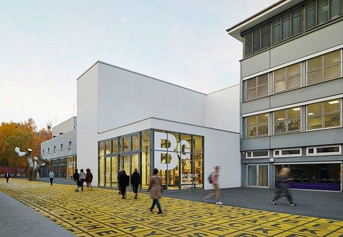 Berlinische Galerie - Museum für Moderne Kunst, Fotografie und Architektur