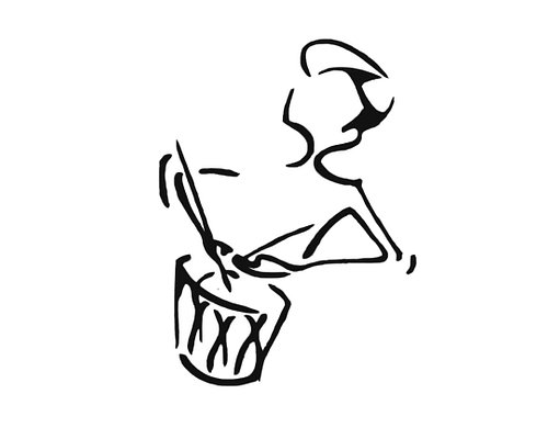 """Hommage à notre ancêtre  qui fut """"tambour"""" lors de la bataille des Cols de Banyuls"""
