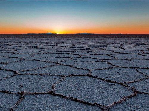 Tours to Uyuni Salt Flats every day.