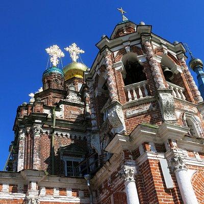 Церковь в честь Смоленской иконы Божией Матери Church in Honor of Smolensk Icon of Our Lady
