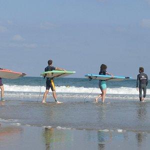 Anglet : surf coaching premium !  Coaching privé ou bien collectif.  Nos coachs : 6 titres de champion de France entre autre ;)