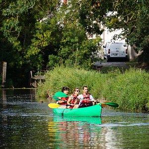 Location canoë Loire atlantique