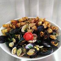 Sautè frutti di mare