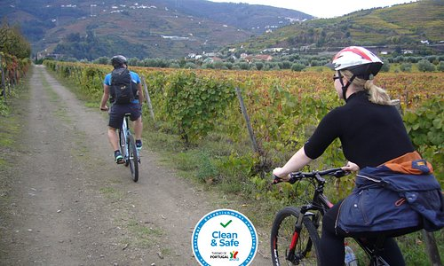 Douro Valley - Bike Tour