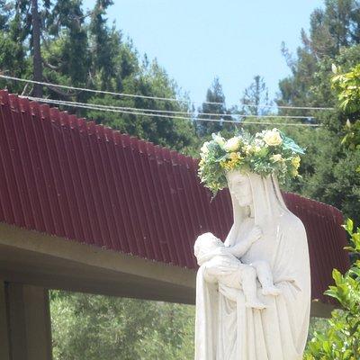 Sacred Heart Parish and School, Saratoga, Ca