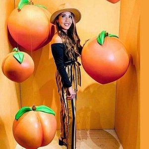 TFTI Peach Room
