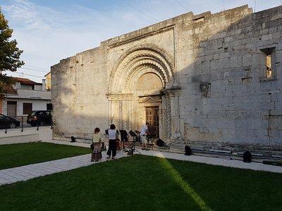 Santa Sabina antica Cattedrale sede della diocesi dei Marsi