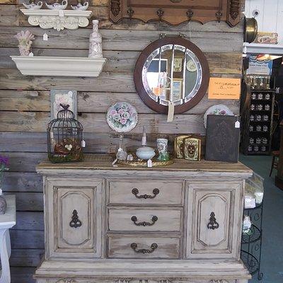 Custom designed buffet, entertainment center or chest.