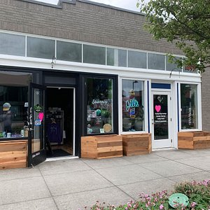 Souvenirs right in the center of Historic Downtown Oak Harbor!