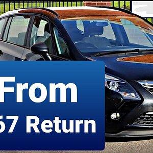 Airport transfer Blackburn Airport taxi blackburn