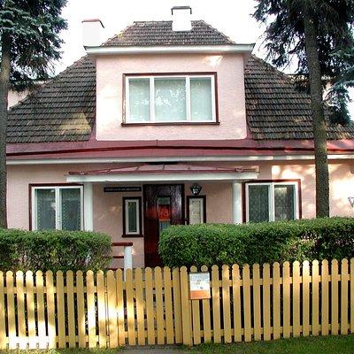 Oskar Luts House Museum