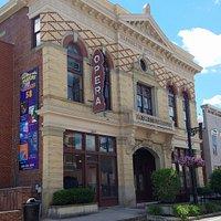 Washington Opera House in Maysville, KY