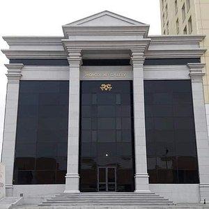 Mongol art gallery