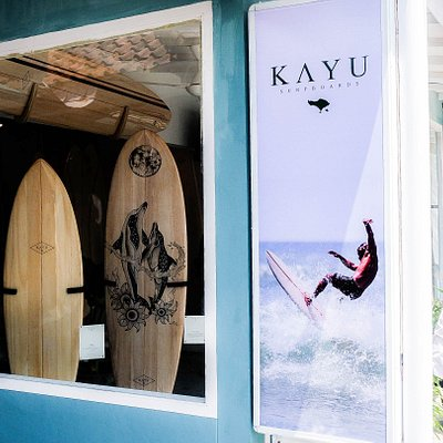 Kayu's New Boutique store