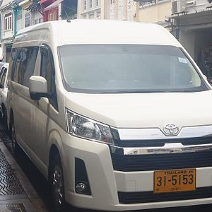 Phuket best tours minibus