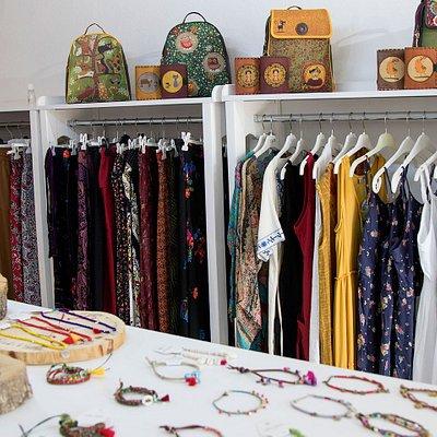 Kadın Giyim, Takı ve Tasarım Ürünleri