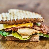 Sandwich de Pollo.