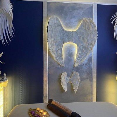 Cabine de Massage 'Le Paradis à portée de main'