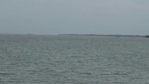 Burr Point and Burial Island