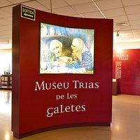 Visite nuestro Museo de Biscuits Trias en Santa Coloma de Farners.