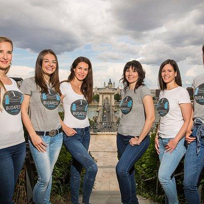 Budapest Locals team