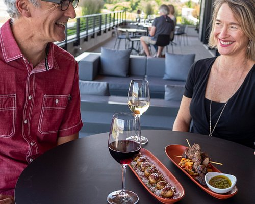 We serve authentic Spanish tapas in our restaurant. Enjoy stunning views of the mountains and outdoor dining on the best balcony in Walla Walla.