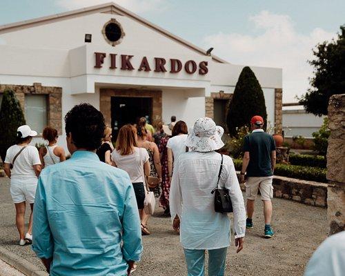 FikardosWinery entrance