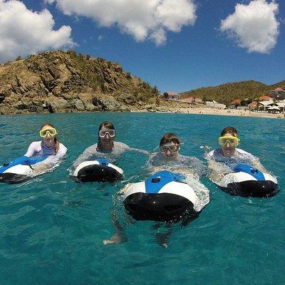 Seabob Snorkeling Tour