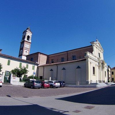 Chiesa  San Giorgio Martire Chieve (Cr)