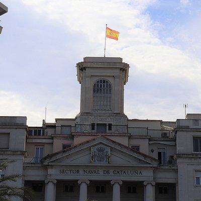 Comandancia Naval de Barcelona
