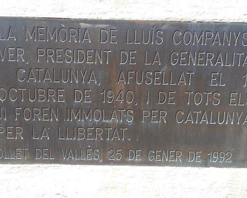 Monumento Lluis Companys