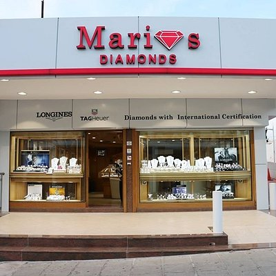 Marios Diamonds is a family owned and operated jewellery shop in the heart of Kato Paphos.