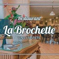 La Brochette Vins i Tastets
