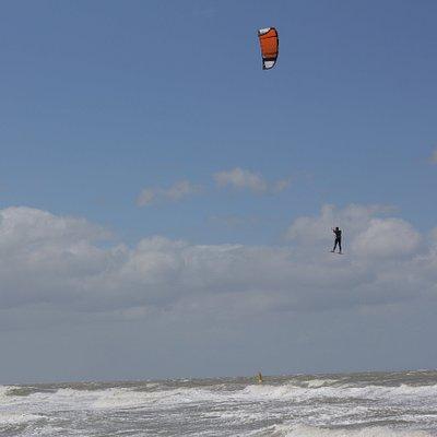 Flying high!  Vincent @cadzandsports