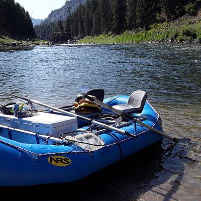 Combination Fishing/Rafting Trip