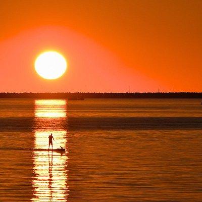 Sunset at Mangles Bay, Rockingham.