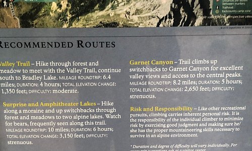 Lupine Meadows Trailhead