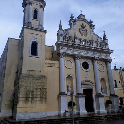 Chiesa e Convento dei Padri Carmelitani