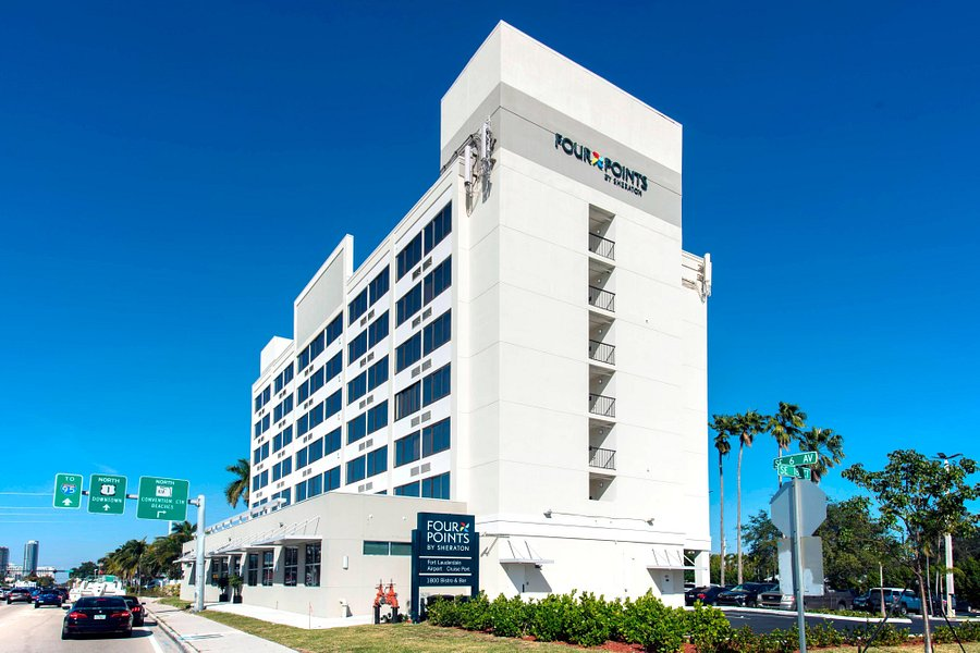 Four Points By Sheraton Fort Lauderdale Airport Cruise Port 88 1 0 6 Updated 2021 Prices Hotel Reviews Fl Tripadvisor