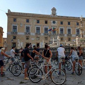 Palermo - Old Town bike tour
