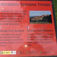 Monasterio Santisima Trinidad