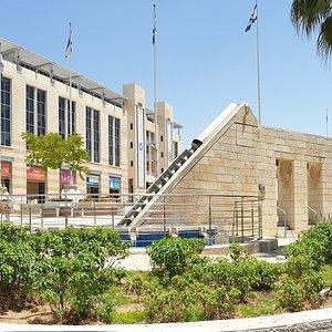 מרכז המבקרים- עיריית ירושלים