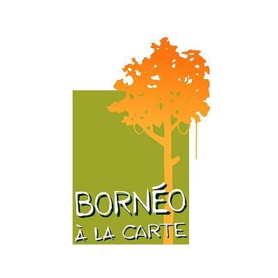 BORNÉO À LA CARTE  LOGO