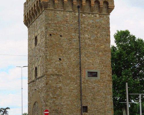 Ottime le condizioni di conservazione della Torre della Serpe