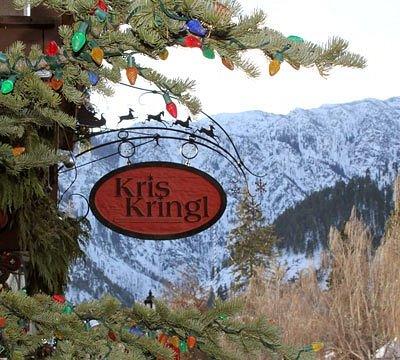 Kris Kringl is located in the Bavarian Village of Leavenworth, WA, and online at www.kriskringl.com