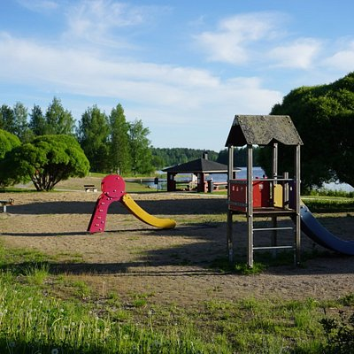 Rantapuisto Swimming Beach, Parikkala