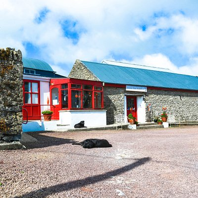 Jerpoint Glass Shop and Gallery in Stoneyford, County Kilkenny