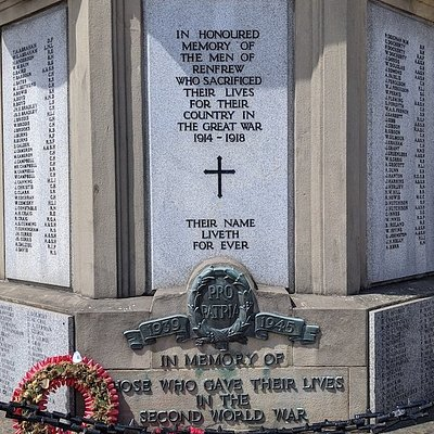 Renfrew War Memorial