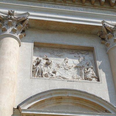 Chiesa di Santa Maria di Monte Berico - Oratorio Porto - COMUNE DI DUEVILLE